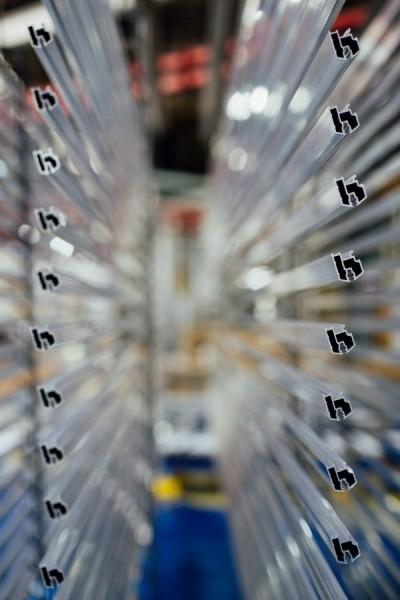 Elementy aluminiowe - lakiernia proszkowa Alakiernia Lębork